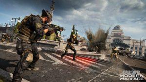 Modern Warfare Season Four Adds Warzone Rumble Mode