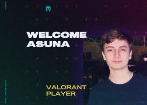 Immortals Complete VALORANT Roster with Asuna