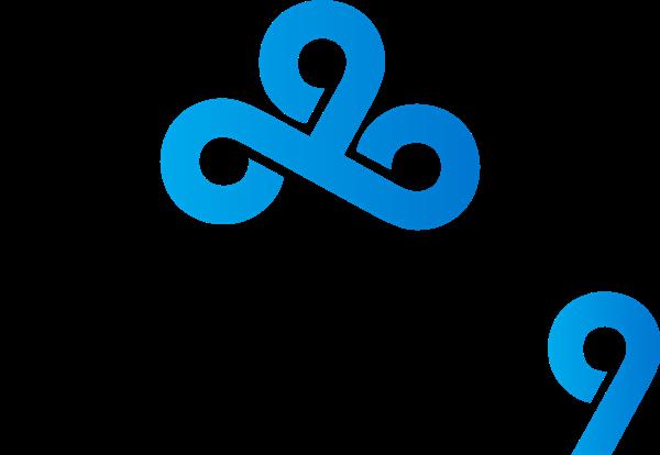 Cloud9 name logo