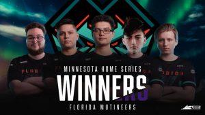 Mutineers Defeat FaZe at Rokkr Home Series
