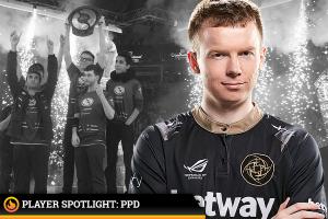 Player Spotlight: PPD – The Essence of NA Dota