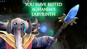 How to Play Aghanim's Labyrinth