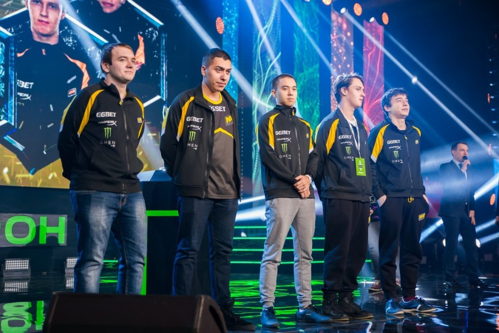 Cyber Legacy Reveals Roster With Former Na'Vi Members