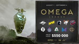 $590,000 Dota 2 OMEGA League Announced for August