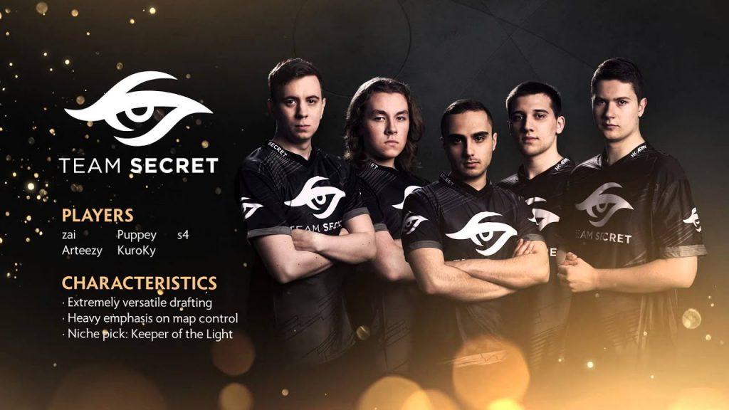 Team Secret TI5
