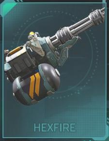 Hexfire Hyper Scape
