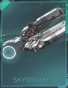 Hyper Scape Skybreaker