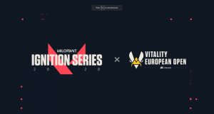 Team Vitality Announces VALORANT Ignition Series Tournament