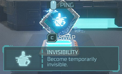 Hyper Scape Invisibility