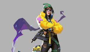 Meet Killjoy: VALORANT's Newest Agent