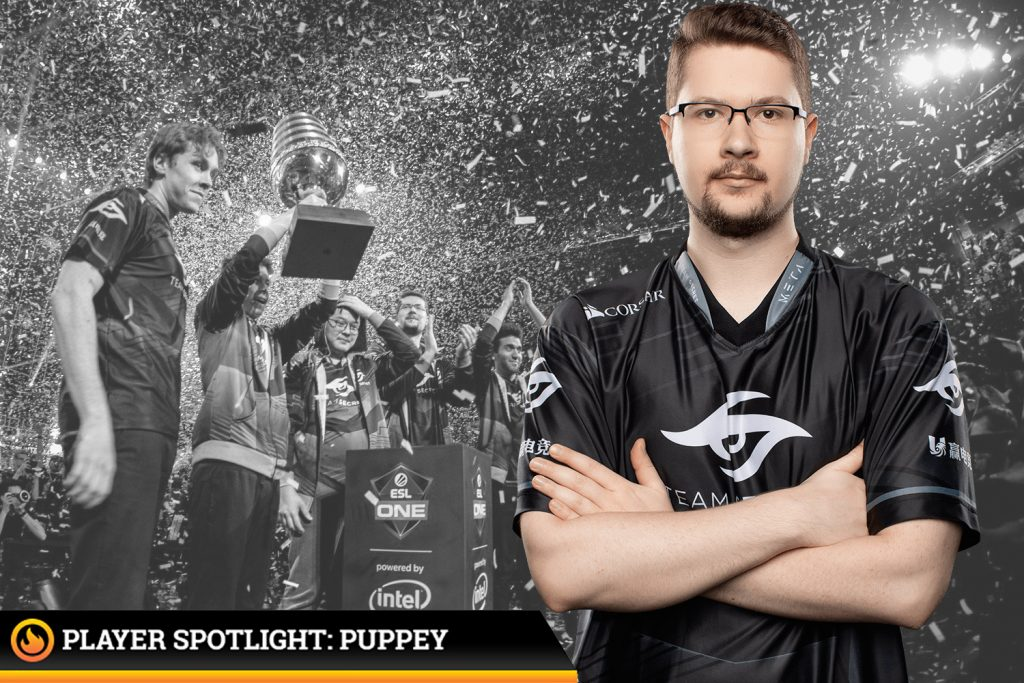 Player Spotlight: Puppey – In Search of Perfection