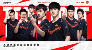 LPL Week Six: Top Esports Topple FunPlus Phoenix