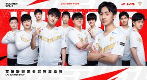 LPL Week Seven: Victory Five Hand Top Esports First Loss