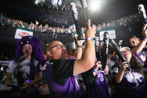 Gladiators Take Battle for L.A. While Valiant Take Fifth Seed