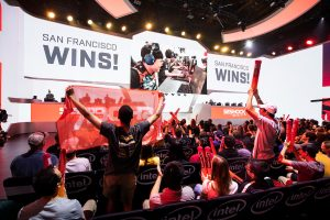 Shock and Dragons Seize Top Seeds for Countdown Cup
