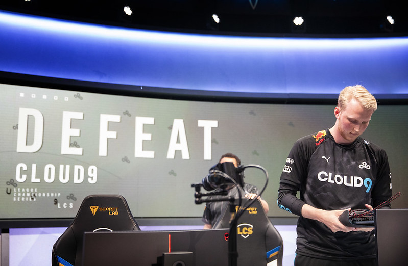 LCS Week Eight: Time for Cloud9 to Panic?