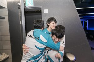 LCK Week Nine: DAMWON Gaming Control Their Destiny