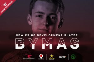 Mousesports Sign Bymas as Sixth Man on Roster