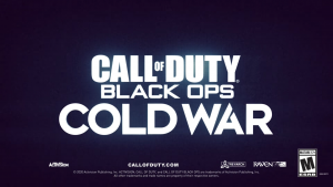 Treyarch Reveals Call of Duty Black Ops Cold War