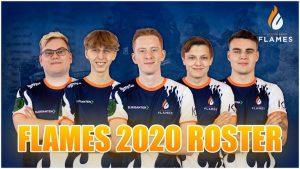 Copenhagen Flames Signs New CS:GO Roster