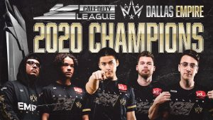 Dallas Empire Crowned Inaugural CDL Champions
