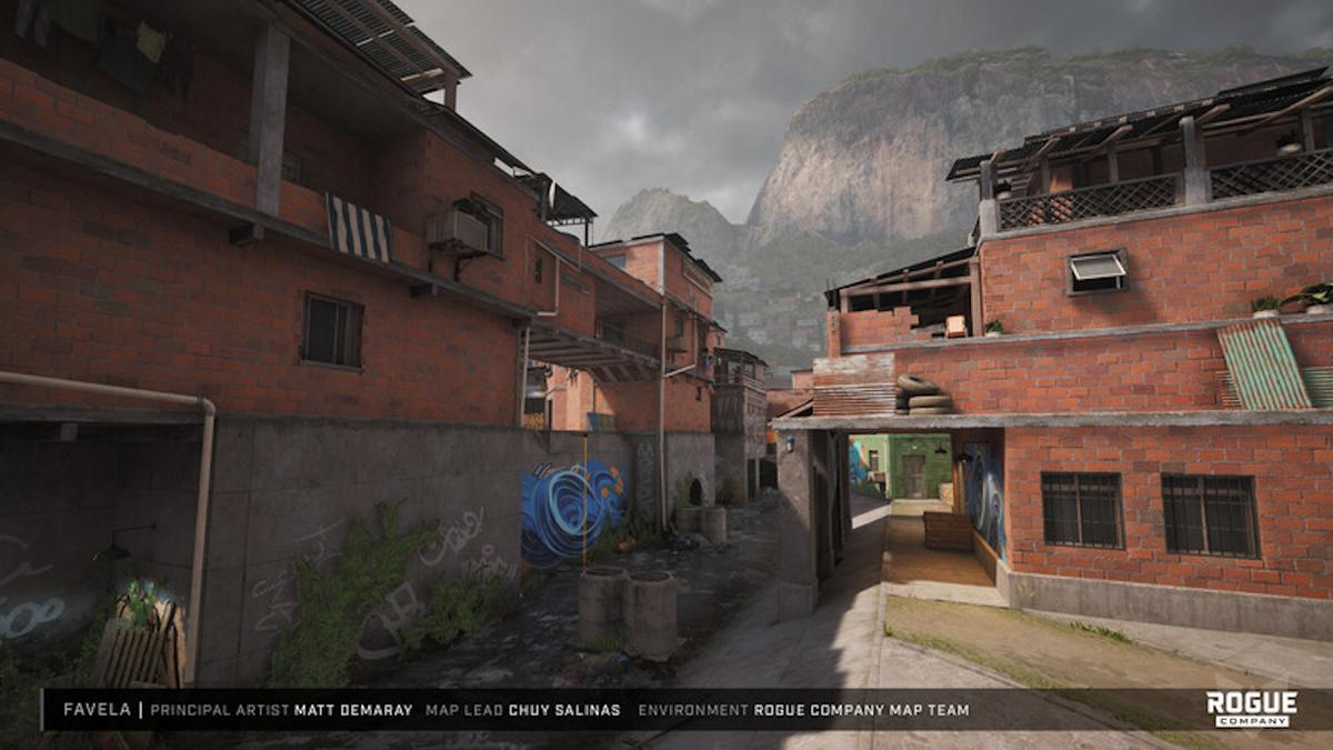 Favelas Rogue