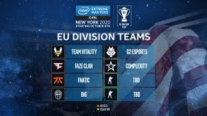 ESL Announces EU Teams and NA/CIS Changes to IEM New York