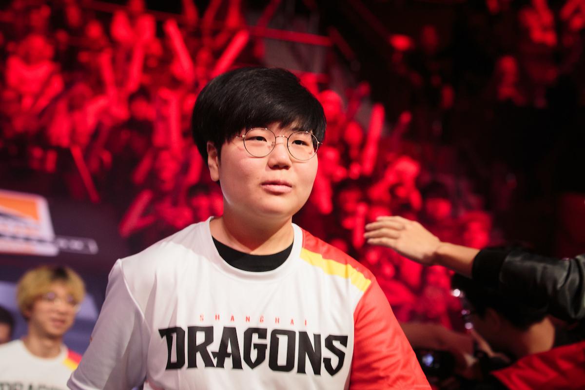 Shanghai Dragons Geguri