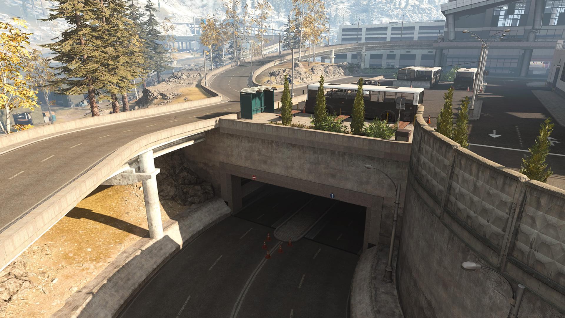 Runaway Underpass
