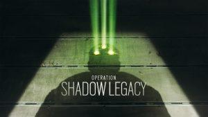 Rainbow Six Siege: Shadow Legacy Patch Hits TTS