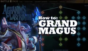 How to Reach and Defeat Grand Magus