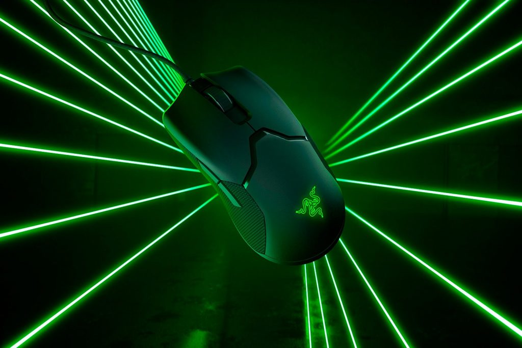 If you are looking for a gaming mouse, there is none better than the Razer Viper (Image via Razer)
