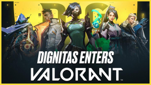 Dignitas Sign Male VALORANT Roster