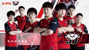 LPL Playoffs Week Two: JD Gaming, Top Esports Earn Finals Rematch