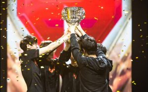 Top Esports Take Revenge at LPL Finals