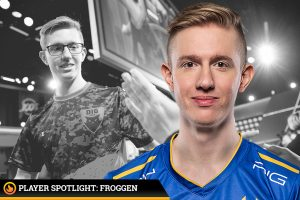 Player Spotlight: Froggen – International Talent, Regional Woes