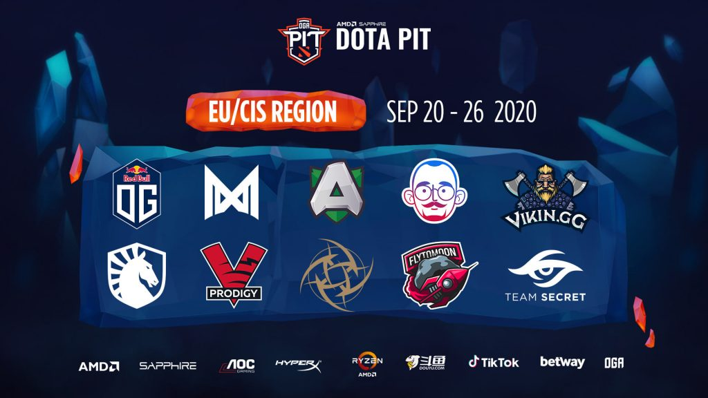 Hot off the success of its previous two seasons, OGA Dota PIT returns for its most stacked tournament yet (Image via Dota PIT)