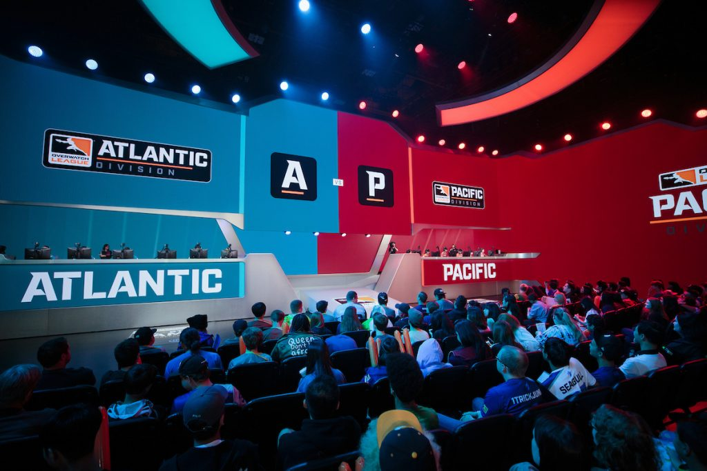 Overwatch League Announces 2020 All-Stars Weekend