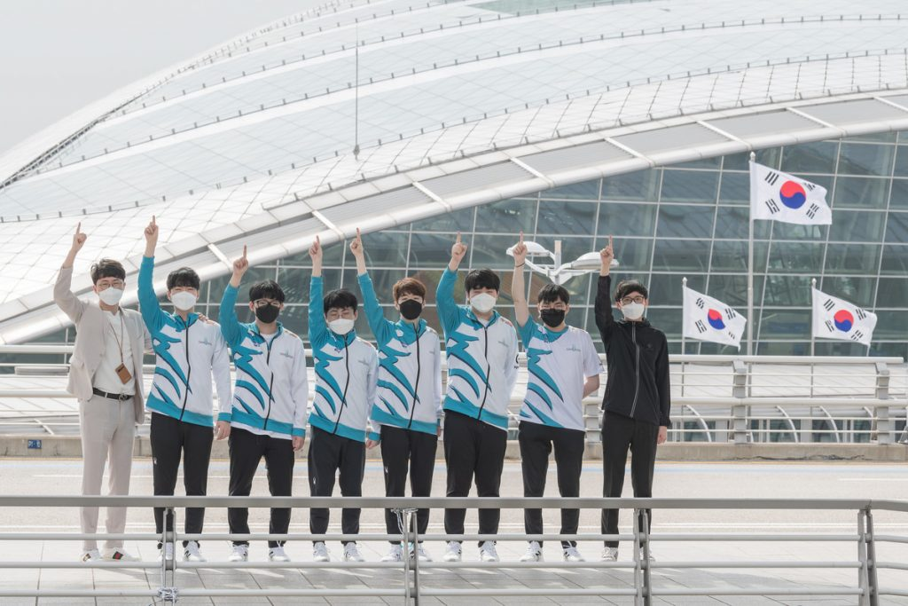 2020 Worlds Preview: LCK – DAMWON Are China's Top Challenger