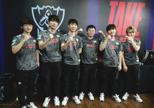 Worlds Play-In Round 2: LGD Gaming, Unicorns of Love to Main Event