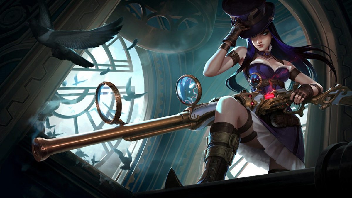 Caitlyn Worlds Patch