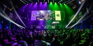 OpTic Gaming Los Angeles Drop Four Players