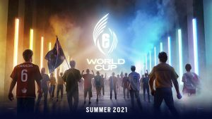 Ubisoft Reveal Rainbow Six World Cup for Summer 2021