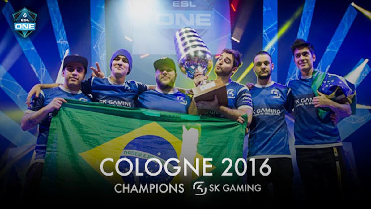 CS:GO ESL One Cologne