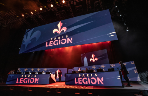 Paris Legion Drop Entire Call of Duty Roster