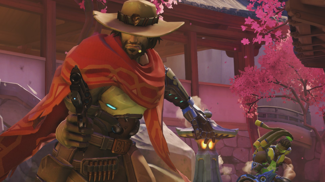 McCree Overwatch Patch