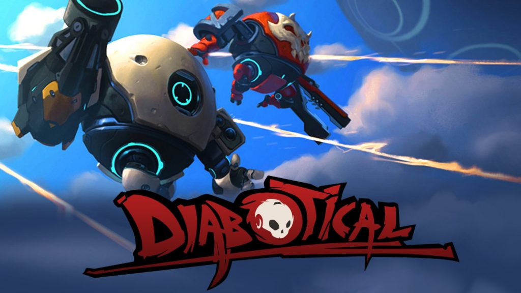 Teams will take the first plunge into Diabotical esports this October (Image via Diabotical)