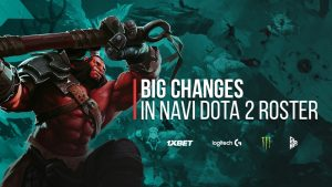 Natus Vincere Make Radical Changes to Dota 2 Roster