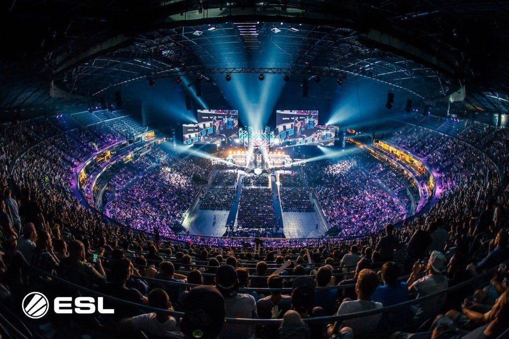 ESL and Dreamhack plan include a total of eight LAN events with a combined prize pool of $4.5 million (Photo via ESL)