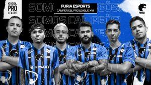 FURIA Flawlessly Win ESL Pro League Season 12